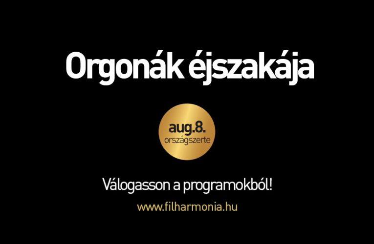 Lácacséke – Orgonák éjszakája 2020